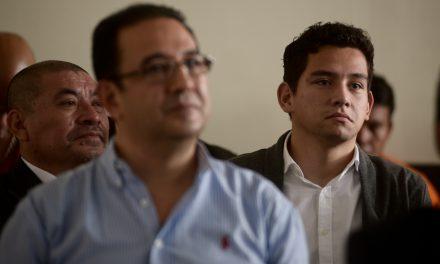 Elección de CSJ es clave para Jimmy Morales
