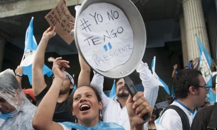 Jimmy Morales vs. Otto Pérez