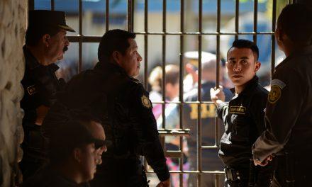 Todo el sistema penitenciario queda preso de los pandilleros