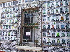 Casa de la Memoria, Zona 1.