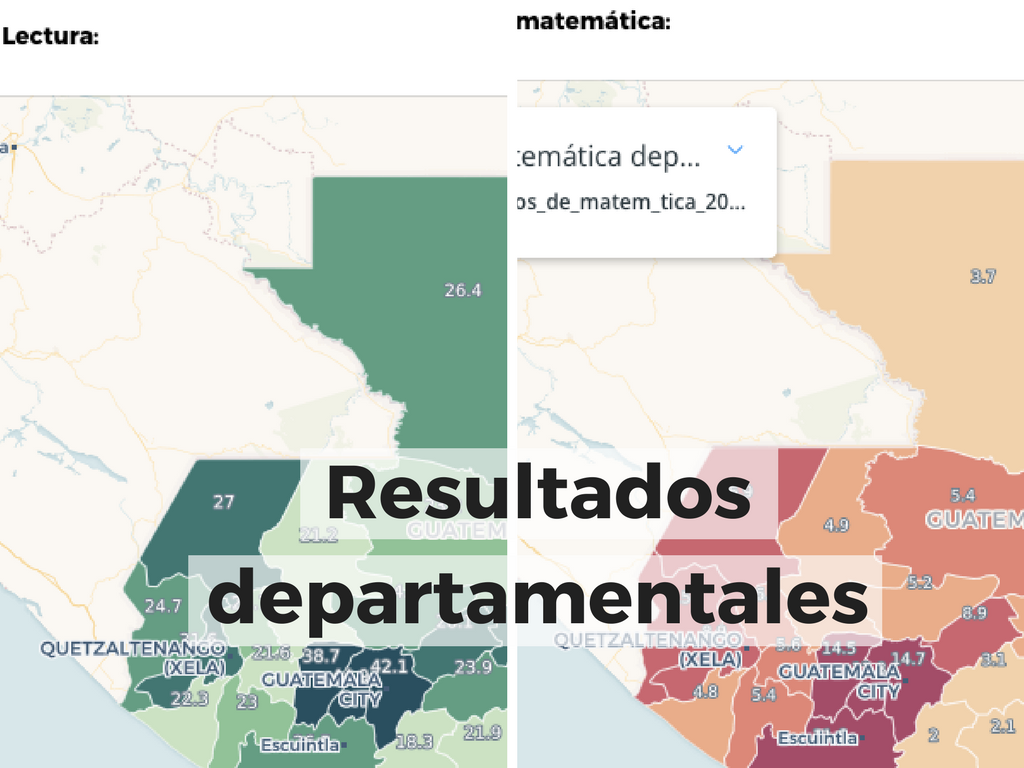 La geografía de la buena -y mala- educación