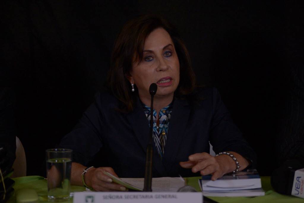 "Sandra Torres: ""el fraude de ley"" continúa."