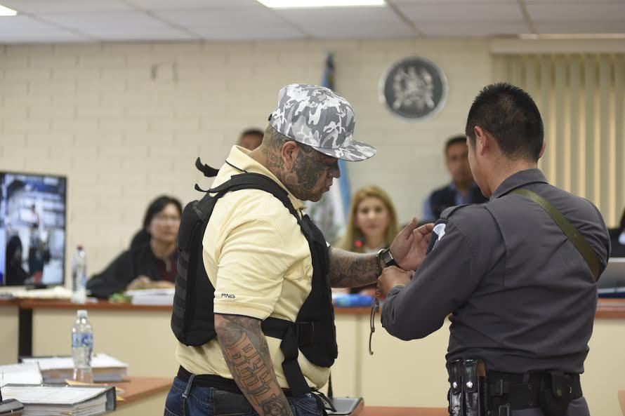 El Abuelo: un paso del breakdance al gobierno de la pandilla