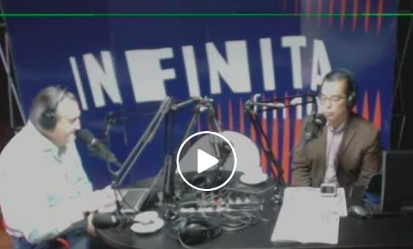 """Alejandro Maldonado:  """"Guatemala, a pesar de ser el cuarto país en temas de desastres a nivel mundial, no invierte en gestión de riesgo"""""""