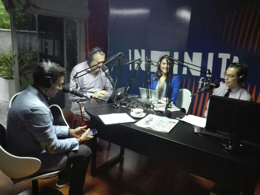 """Edwin Guzmán:  """"El palacio gubernamental de Retalhuleu ha sufrido daños significativos"""""""
