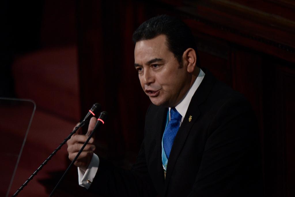 SAAS contraargumenta: los gustos de Jimmy Morales se pagaron en ley