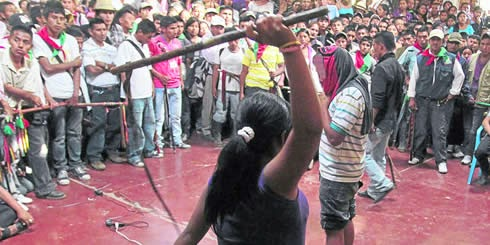 Castigo Maya revive debate en torno a la jurisdicción indígena