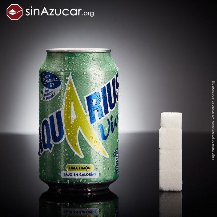Una lata de gaseosa tiene 30 gramos de azúcar (foto: sinAzúcar.org