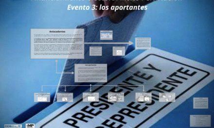 Financiamiento Ilícito: MP investiga 210 cheques  emitidos a integrantes de FCN-Nación