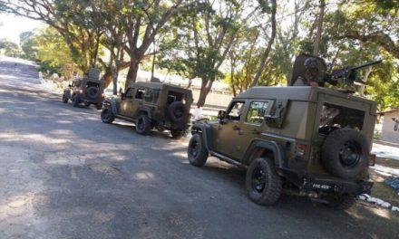 Llegue quien llegue, patrulleros en Bárcenas no bajarán las armas