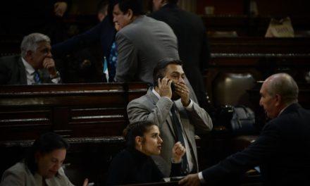 El Congreso quiere pasar factura a Acción Ciudadana