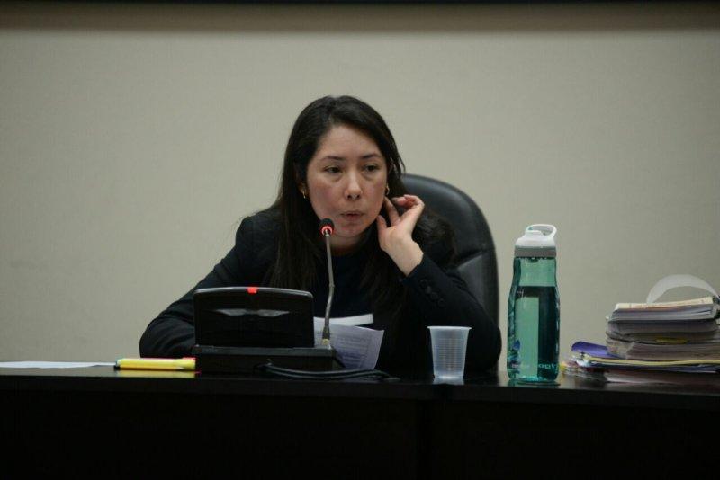 """Ericka Aifán: la juzgadora que incomoda a magistrados y procesados<span class=""""wtr-time-wrap after-title"""">Lectura de <span class=""""wtr-time-number"""">3</span> min.</span>"""