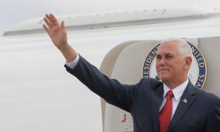Mike Pence llega a Guatemala con un mensaje claro: alto a las migraciones.
