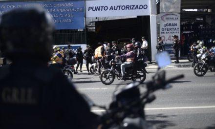 Policía Especial sale a las calles para provocar más alarma que calma