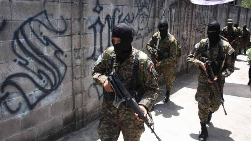 """Barrio 18 y MS y su alianza con la fuerza pública<span class=""""wtr-time-wrap after-title"""">Lectura de <span class=""""wtr-time-number"""">2</span> min.</span>"""