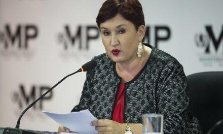 Thelma Aldana: en busca de partido político