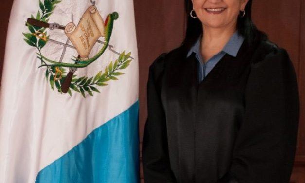 Magistrada Gloria Porras sobre la resolución de la CC respecto a la prohibición de entrada a Guatemala del comisionado Iván Velásquez
