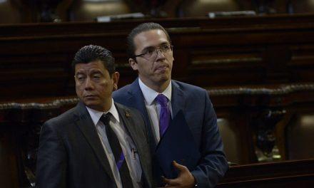 La justicia sabe que Felipe Alejos solo quiere retrasarla