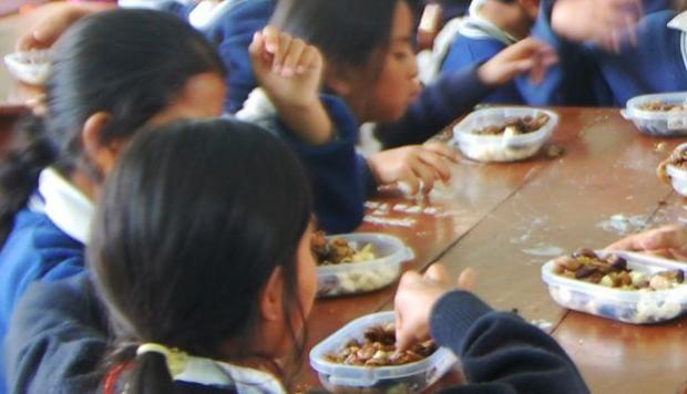 "Ciclo escolar 2020 arranca sin desayuno para 2.9 millones de estudiantes<span class=""wtr-time-wrap after-title"">Lectura de <span class=""wtr-time-number"">3</span> min.</span>"