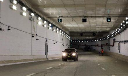Ciudad del futuro: tránsito en subterráneo