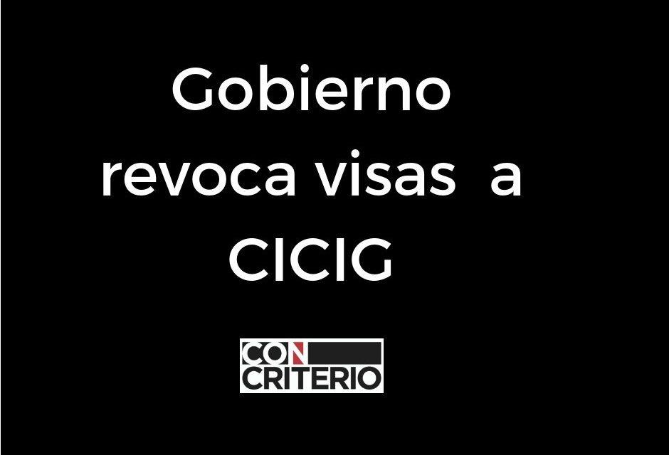 "Gobierno de Jimmy Morales revoca visas a CICIG<span class=""wtr-time-wrap after-title"">Lectura de <span class=""wtr-time-number"">2</span> min.</span>"