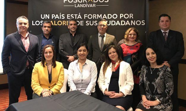 Posgrados Landívar, formación integral para inspirar e influenciar positivamente en Guatemala