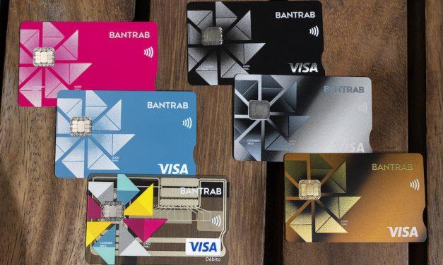 Las tarjetas de crédito BANTRAB Visa también evolucionaron