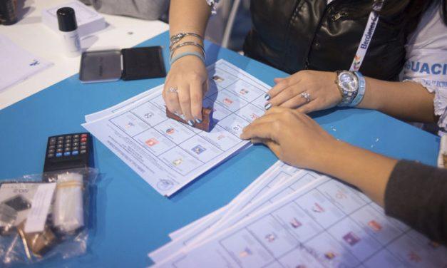 Aún en vías de cancelación, 6 partidos participarán en elecciones
