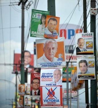 Las elecciones no entusiasman al ciudadano, solo al político