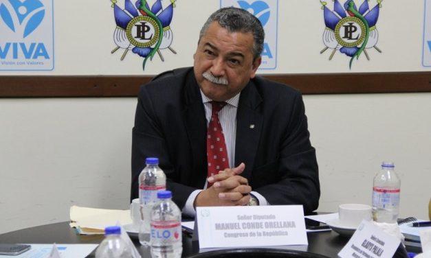 Linares Beltranena: Manuel Conde quería beneficiar a círculo íntimo.