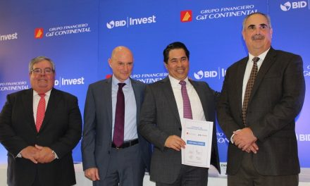 Banco G&T Continental firma con  BID Invest por US$75 millones