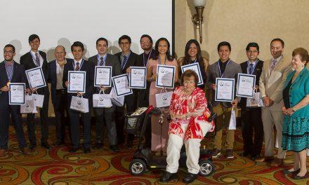 Fundación Juan Bautista Gutiérrez reconoce a estudiantes de su programa de becas universitarias