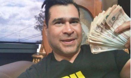 Neto Bran y su fajo de billetes en efectivo serán investigados