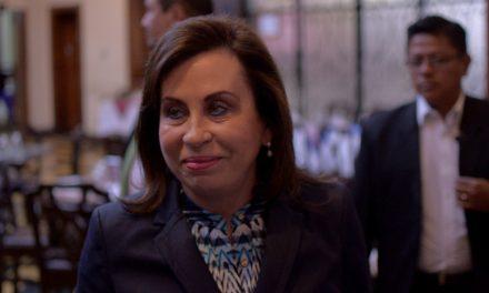 Sandra Torres solicita estar aislada de resto de convictas en Mariscal Zavala