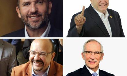 Arzú, Giammattei, Marroquín y Mulet ganan con la salida de Aldana y Ríos