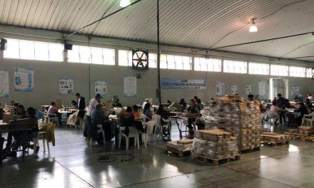En cuenta regresiva para alistar el centro operativo de votaciones