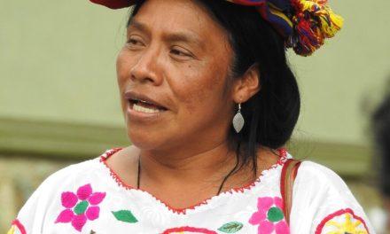 Thelma Cabrera: El voto rebelde la empuja en las encuestas