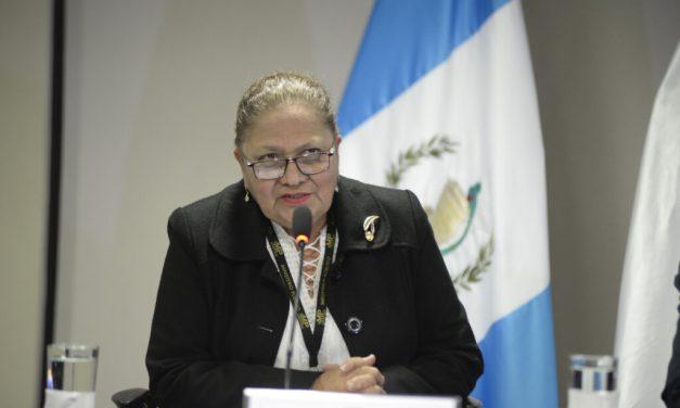 Fiscal General frena petición de antejuicio contra Secretaria General de Presidencia