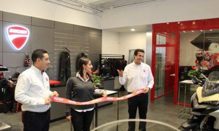 Grupo Cofiño abre las puertas al nuevo y exclusivo Showroom de Ducati en la ciudad de Guatemala