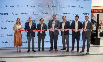 Desarrollo inmobiliario de uso mixto Vistares, inugura su primera etapa, con centro comercial Pradera