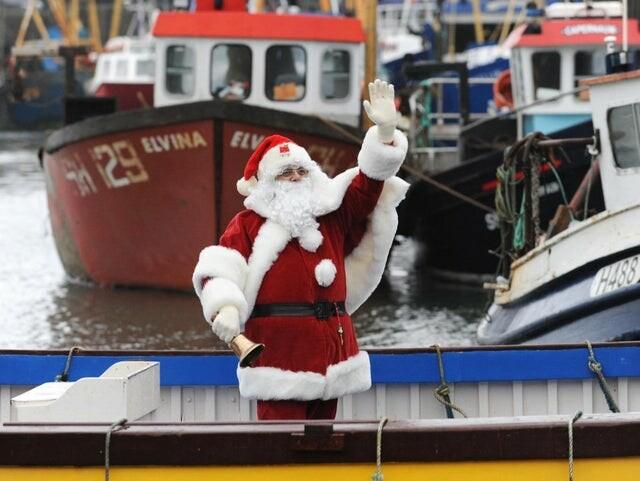 Navidad en la portuaria: medio millón de quetzales en canastas navideñas