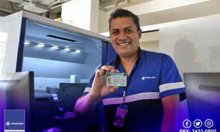 Licencia de conducir 2020: de cartón como hace dos décadas