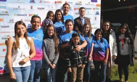 Corre 5 y 10k a beneficio de la Fundación Aldo Castañeda