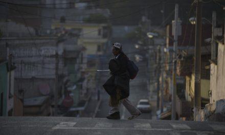 Toque de queda: qué hacen los indigentes si la calle es su casa