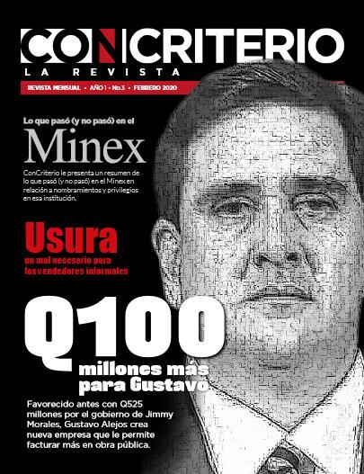 Con Criterio, La Revista Febrero 2020