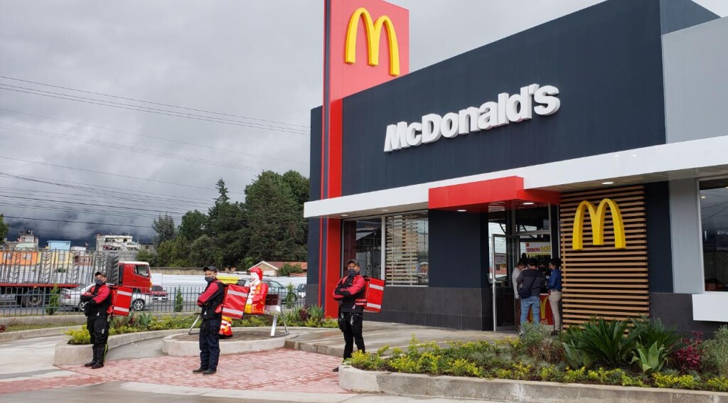 "McDonald's inaugura un nuevo restaurante en Quetzaltenango<span class=""wtr-time-wrap after-title"">Lectura de <span class=""wtr-time-number"">2</span> min.</span>"