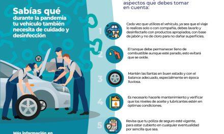 5 consejos prácticos para mantener tu vehículo en buen estado durante la pandemia