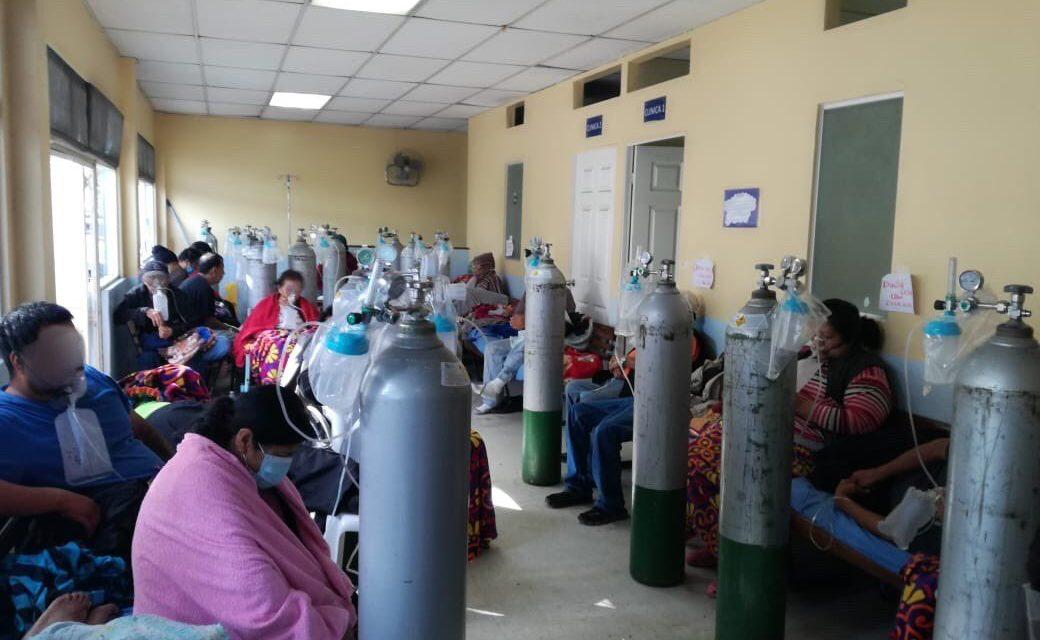 """Sin contrato abierto los hospitales pagan 24% más por la compra de oxígeno<span class=""""wtr-time-wrap after-title"""">Lectura de <span class=""""wtr-time-number"""">3</span> min.</span>"""