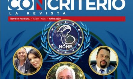 Con Criterio, La Revista mayo 2020