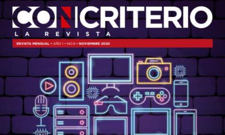 ConCriterio La Revista Noviembre 2020